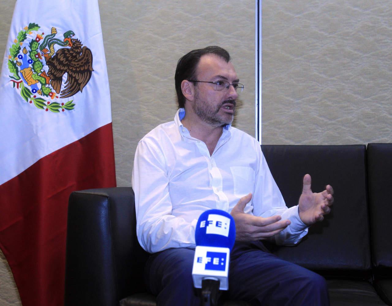 Plantea México otra reunión de cancilleres para acuerdo sobre Venezuela