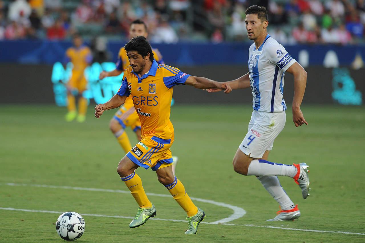 El Apertura 2017 podría ser el último torneo para Damián Álvarez