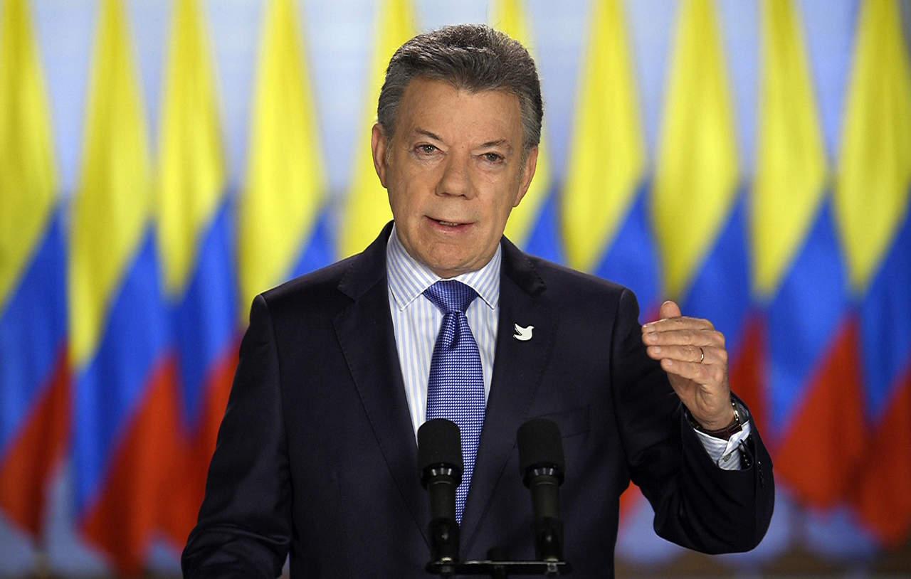 Investigaciones por atentado van por buen camino: Juan Manuel Santos
