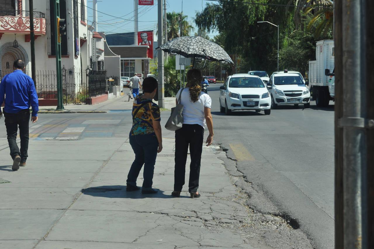 Vive La Laguna segundo día más caliente del año