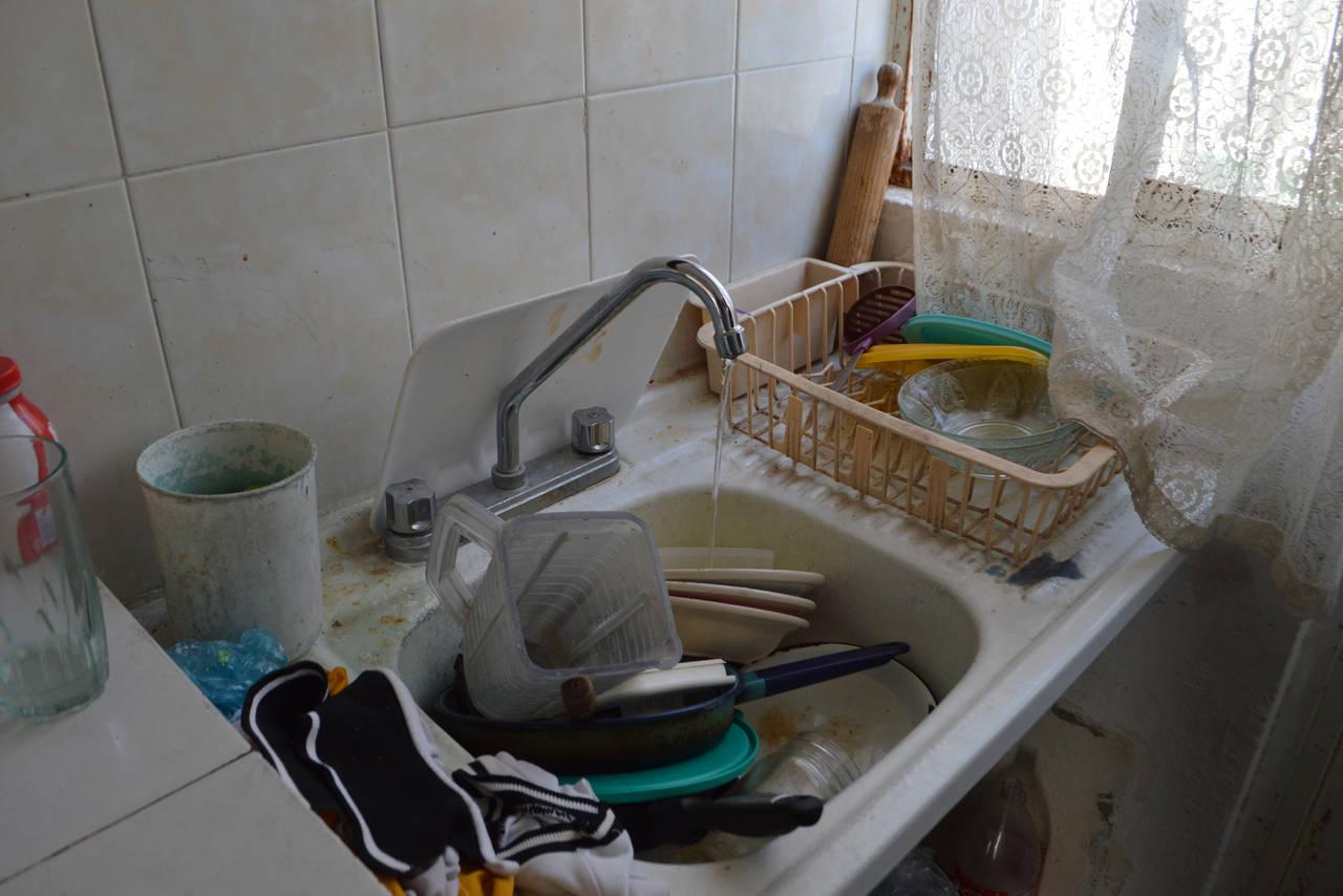 Exigen solución a escasez de agua