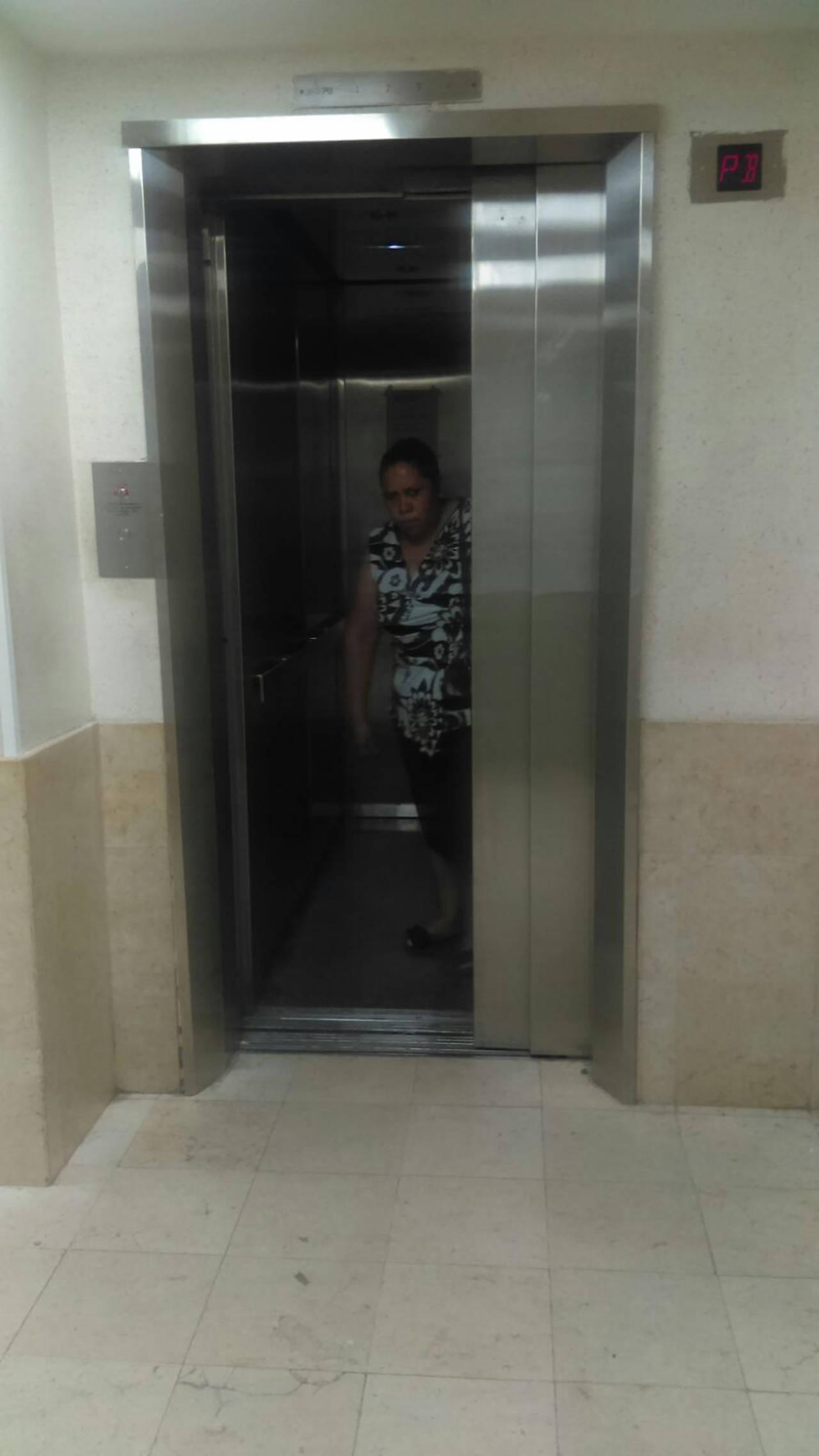Reparan elevador del ISSSTE Torreón