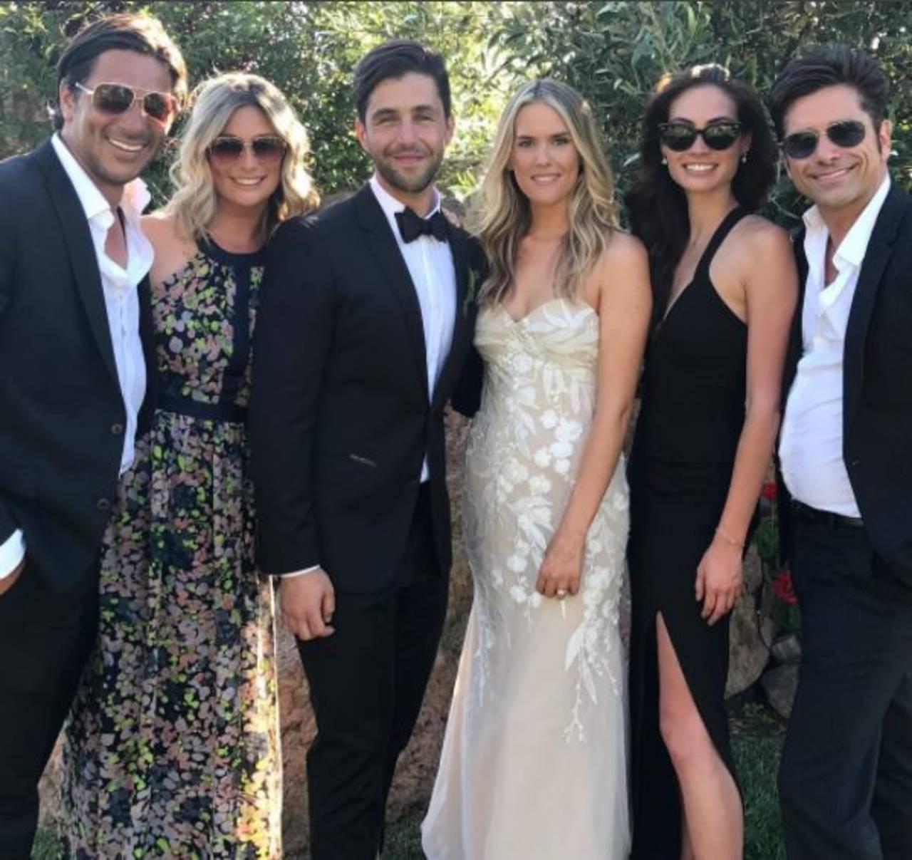Josh no lo invitó a su boda