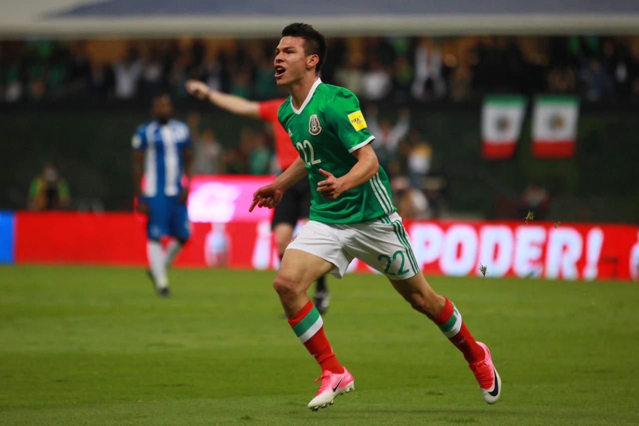 Lozano regresa a Selección Mexicana tras fichar por PSV
