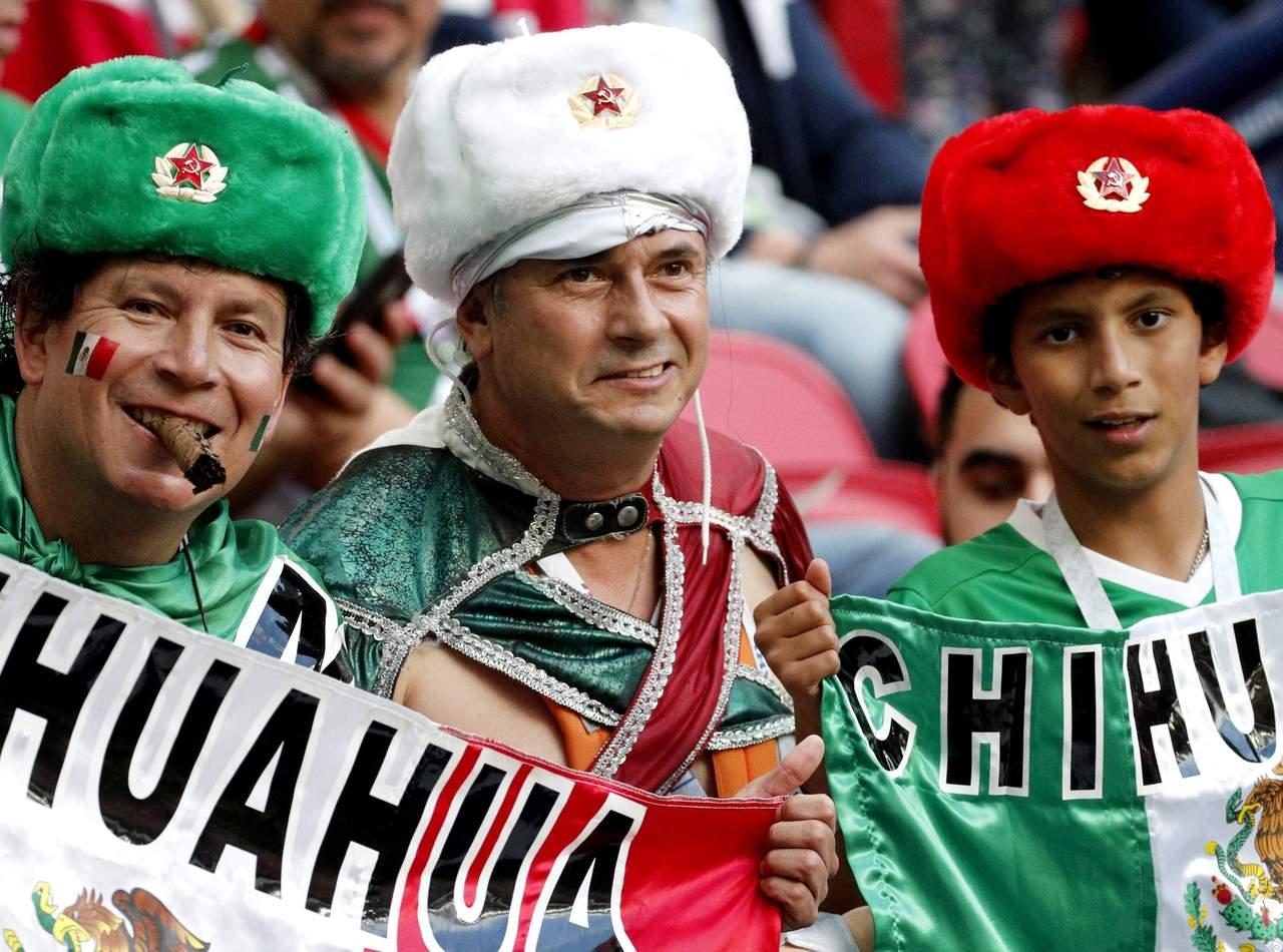 Mexicanos serán vetados en Rusia por grito, advierte FIFA