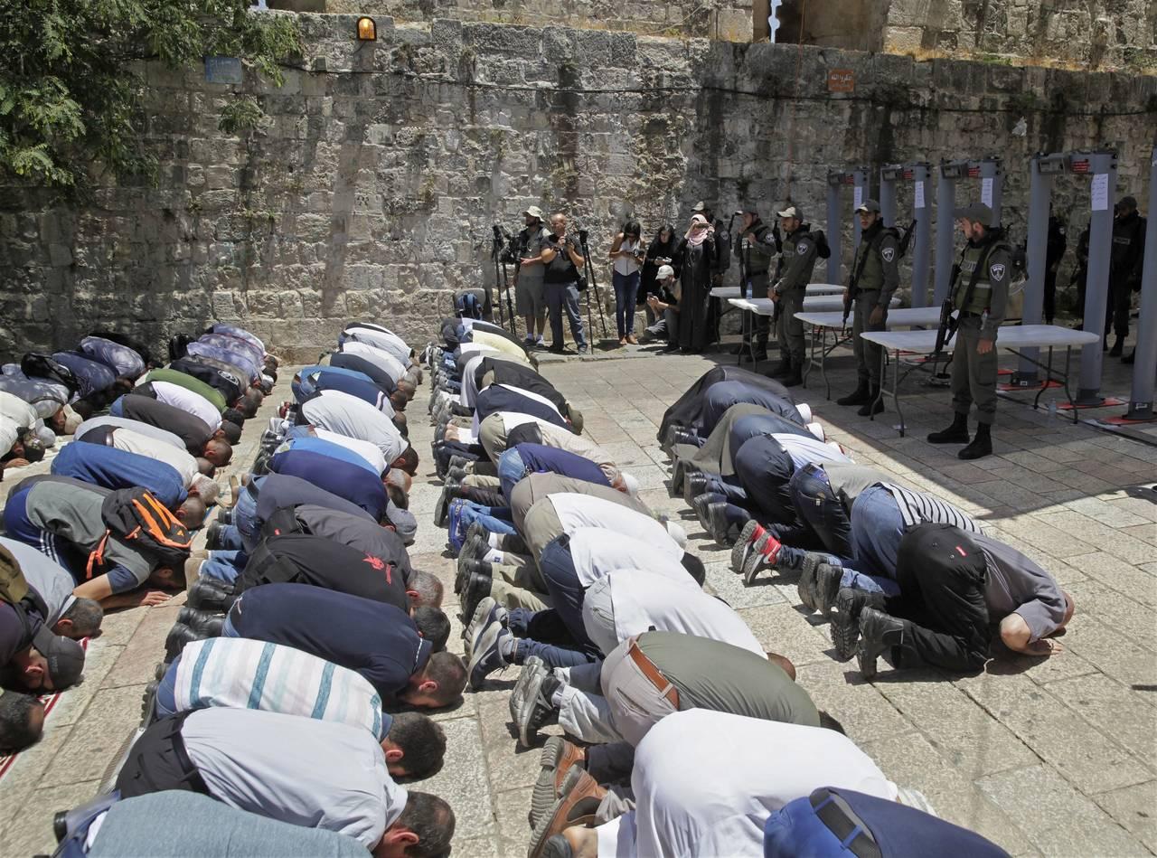 Israel reabre sitio sagrado cerrado tras tiroteo fatal