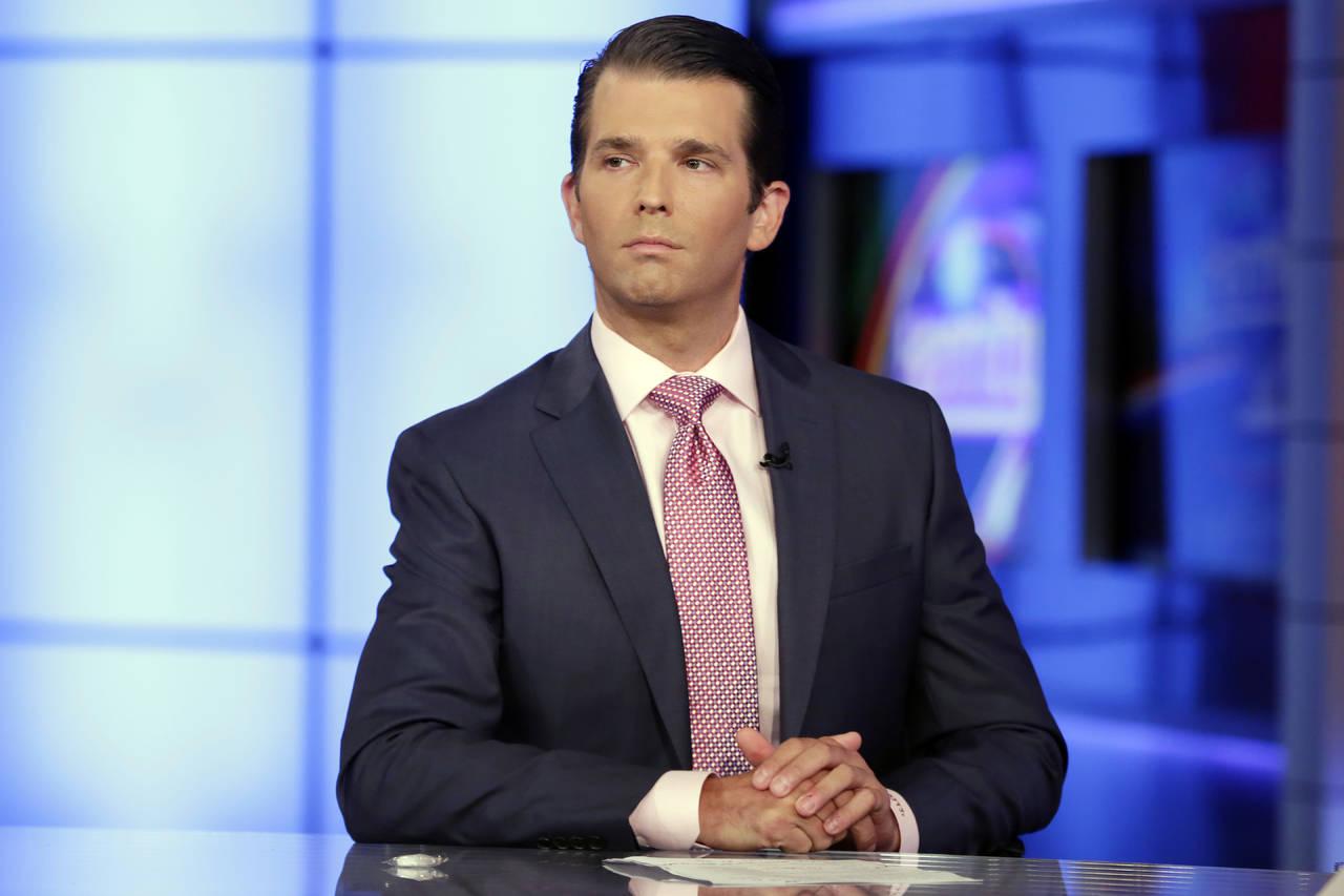 Servicio Secreto pudo impedir cita de hijo de Trump