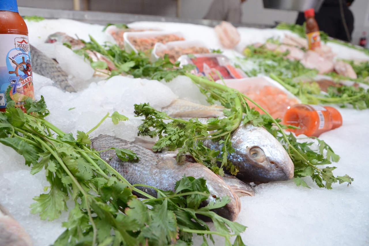 Pescado, fundamental en una alimentación equilibrada