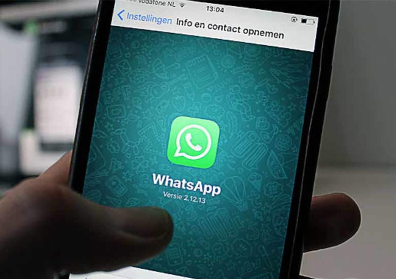 Difunden campaña fraudulenta en WhatsApp