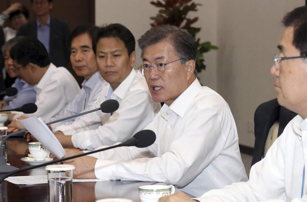 Corea del Sur ofrece al Norte dialogar para reducir tensiones