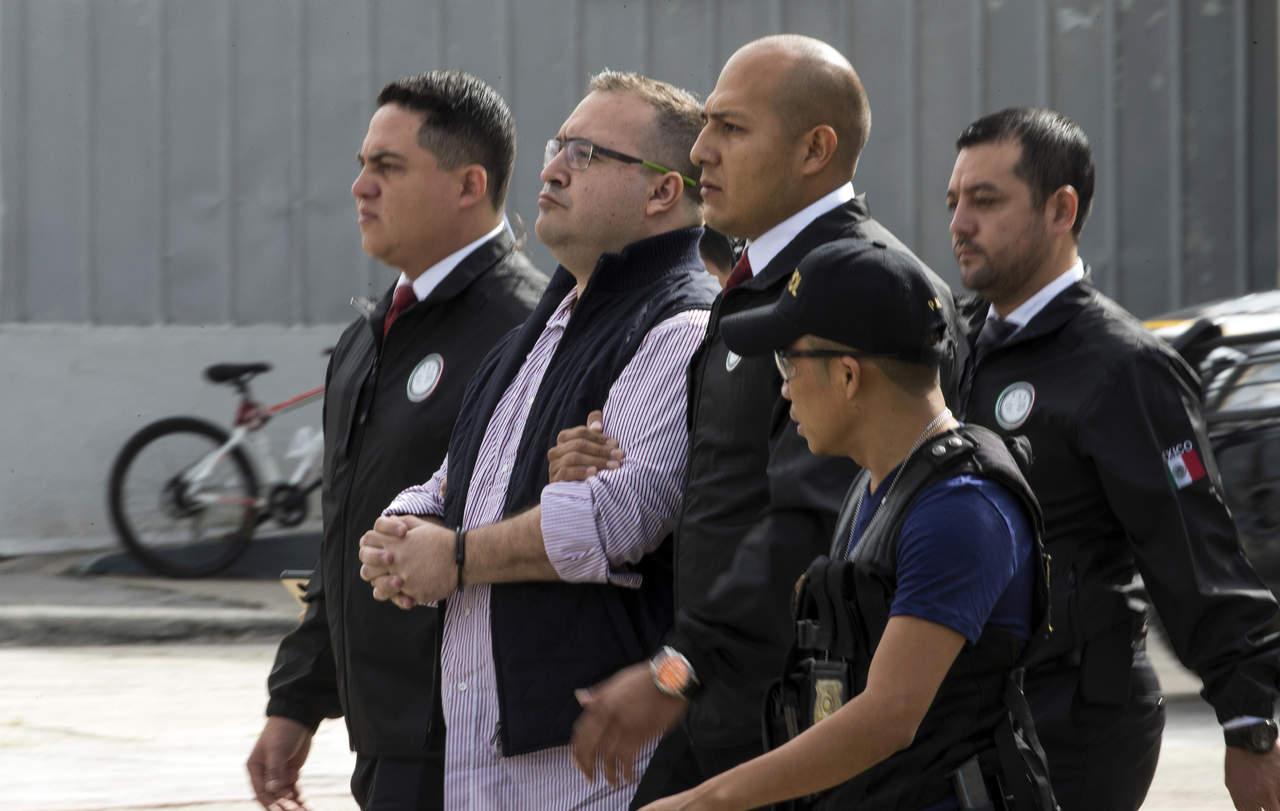 Agradece México cooperación de Guatemala en extradición de Duarte