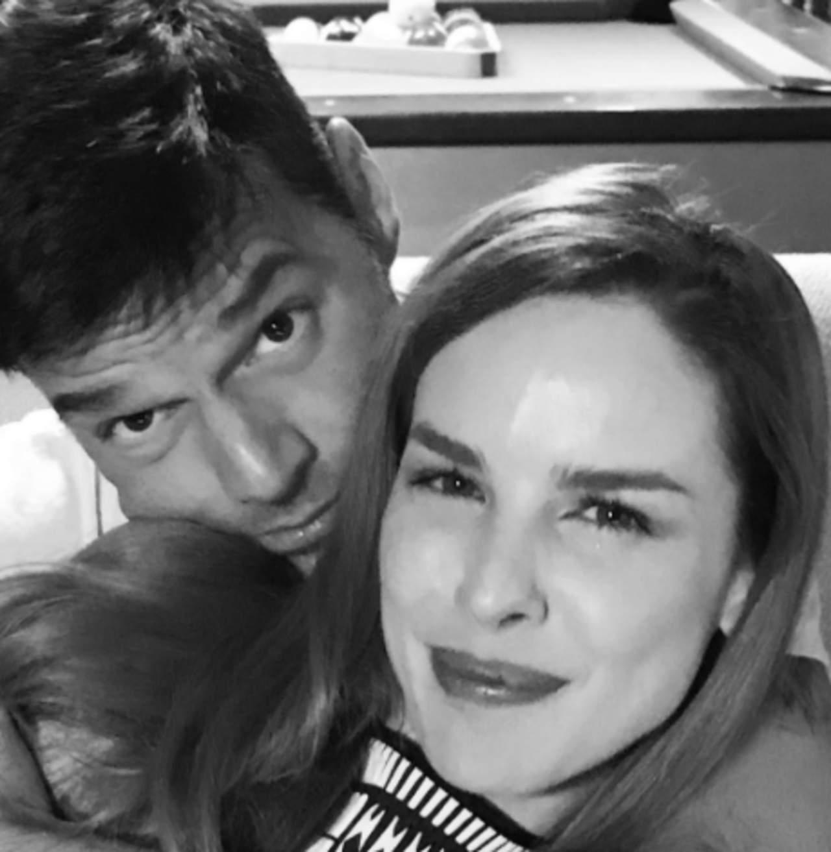Aseguran que modelo venezolana es la madre de los hijos de Ricky Martin