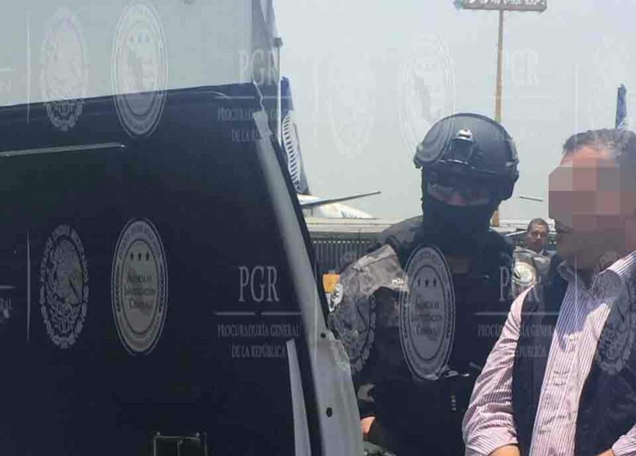 Javier Duarte sería enviado a penal de Atlacholoaya, Morelos