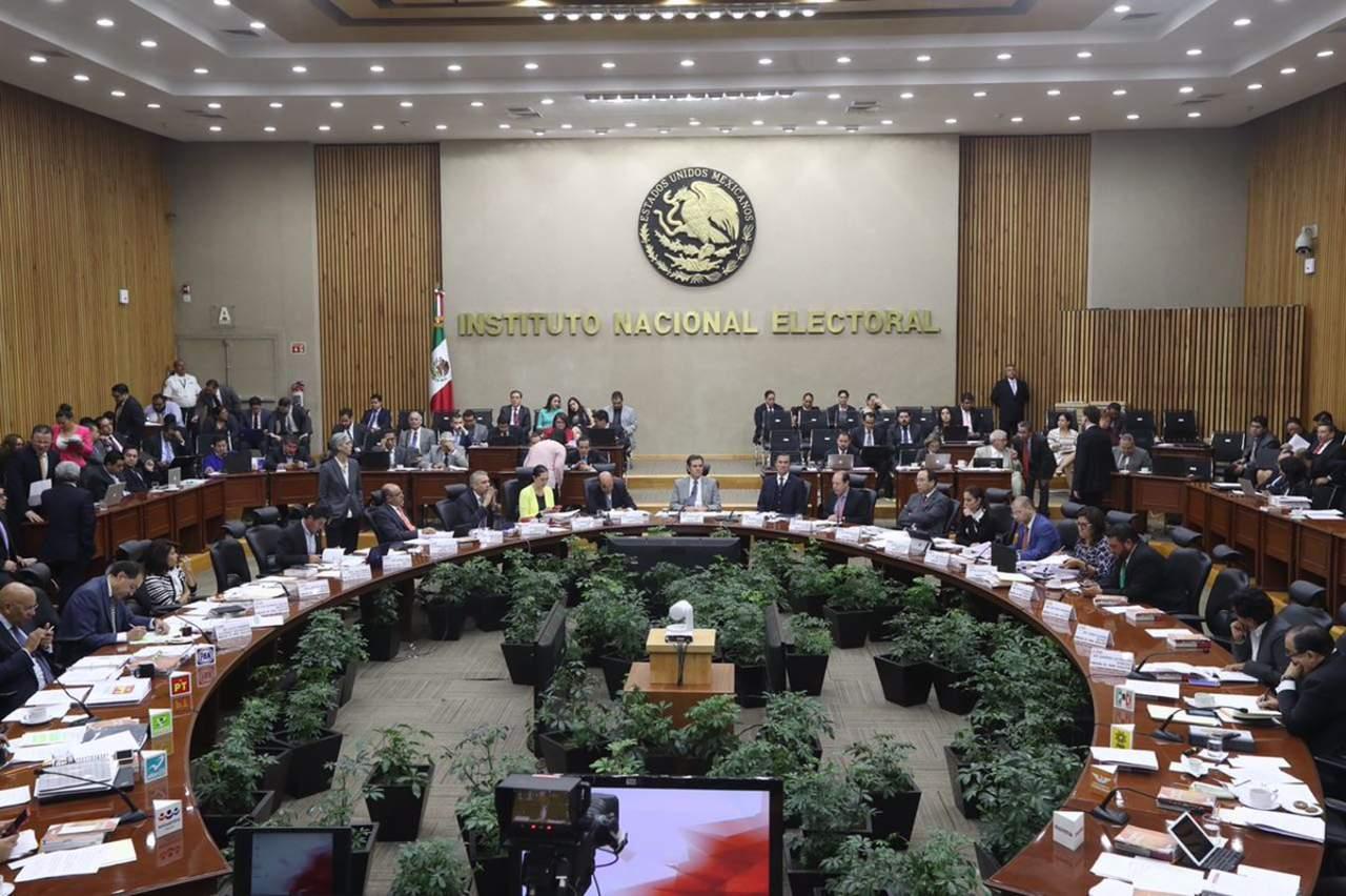 Fija INE plazo a partidos para aclarar pagos a representantes de casilla en Coahuila