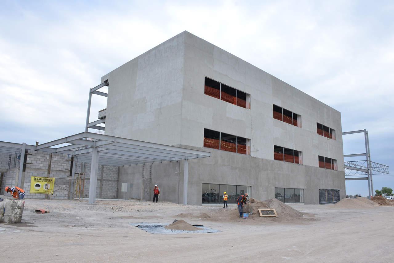 Centro de Convenciones de Torreón estará listo en noviembre