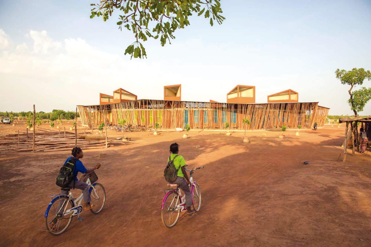 Infancia es arquitectura