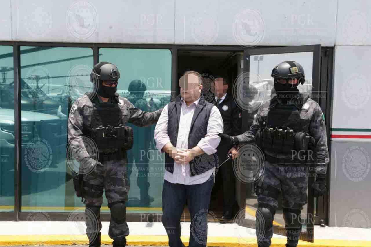Concluye primera audiencia de Duarte; seguirá en el Reclusorio Norte