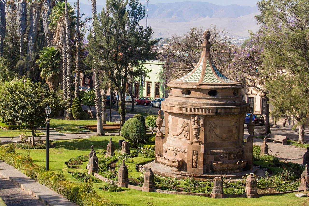 Caja de Agua, un icono potosino desde hace 182 años