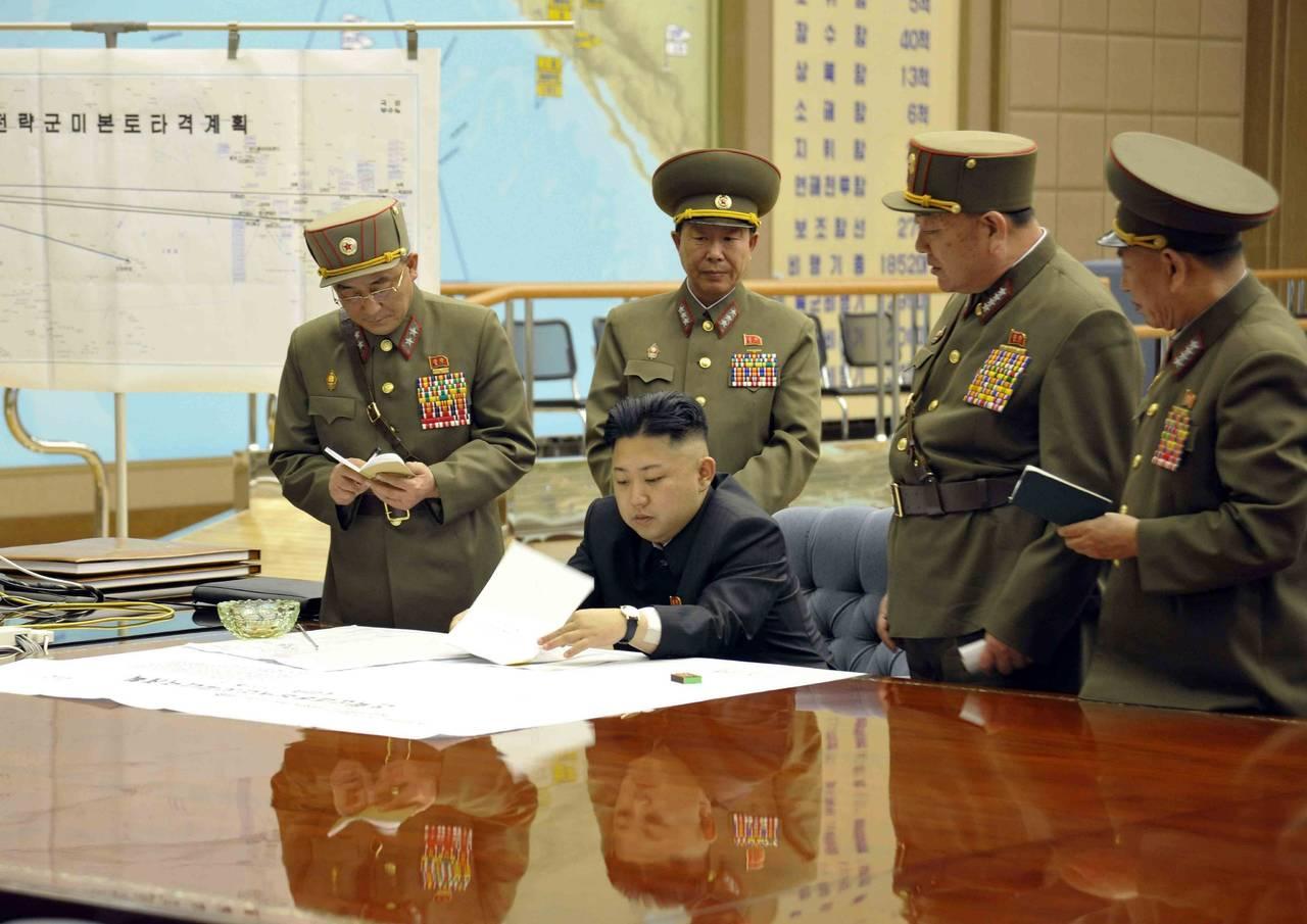 Unos 3.5 millones de norcoreanos se alistan para luchar