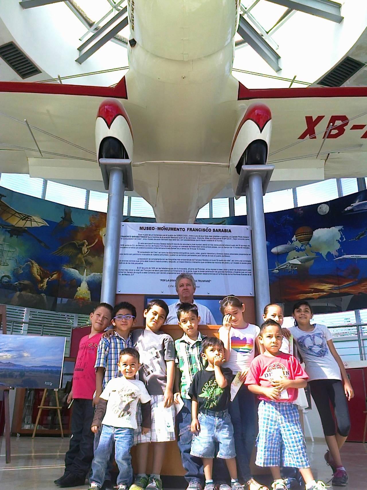 Ofrece Lerdo taller de Museos para niños
