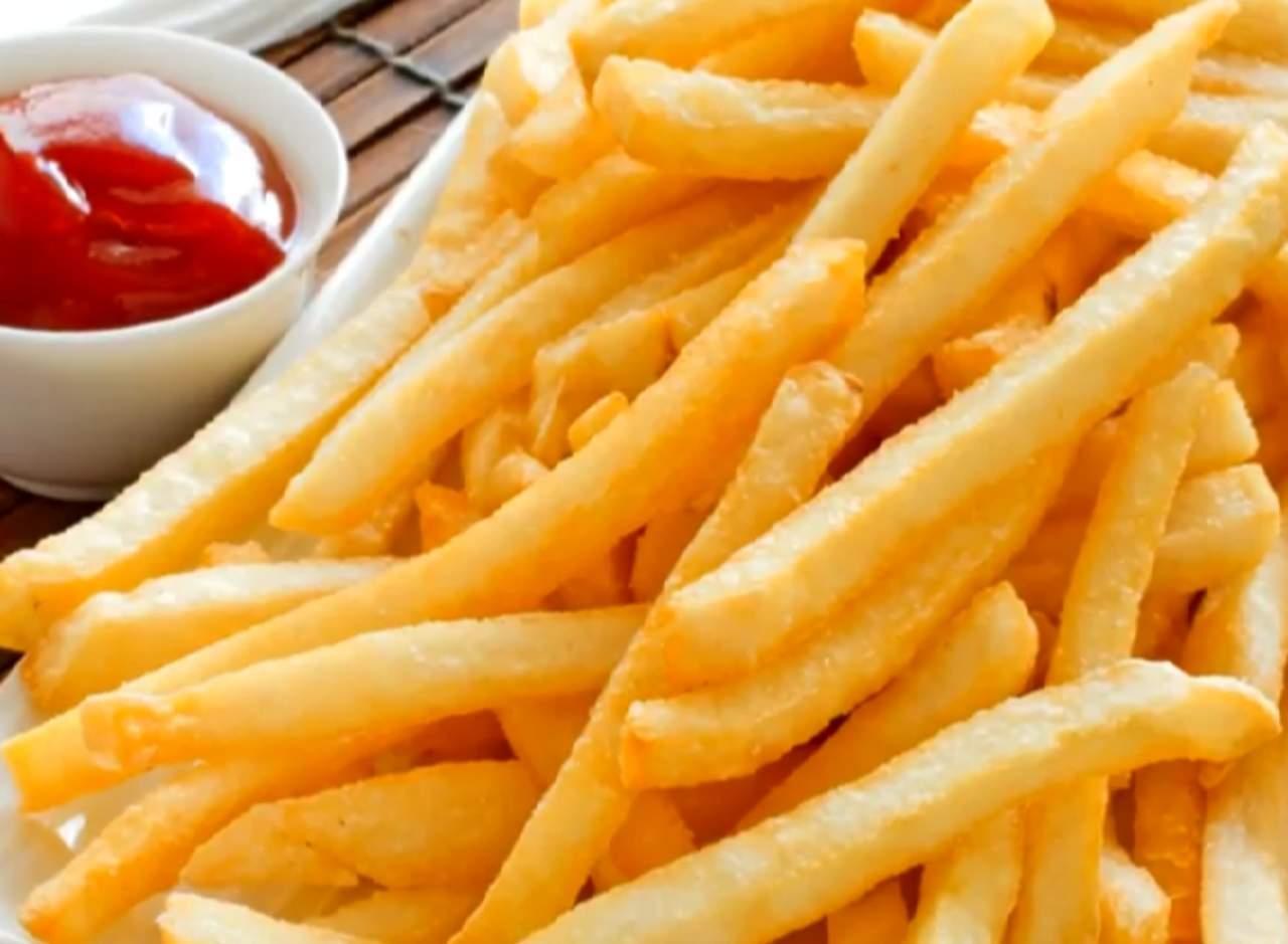 Crean un sustituto de papa frita más saludable
