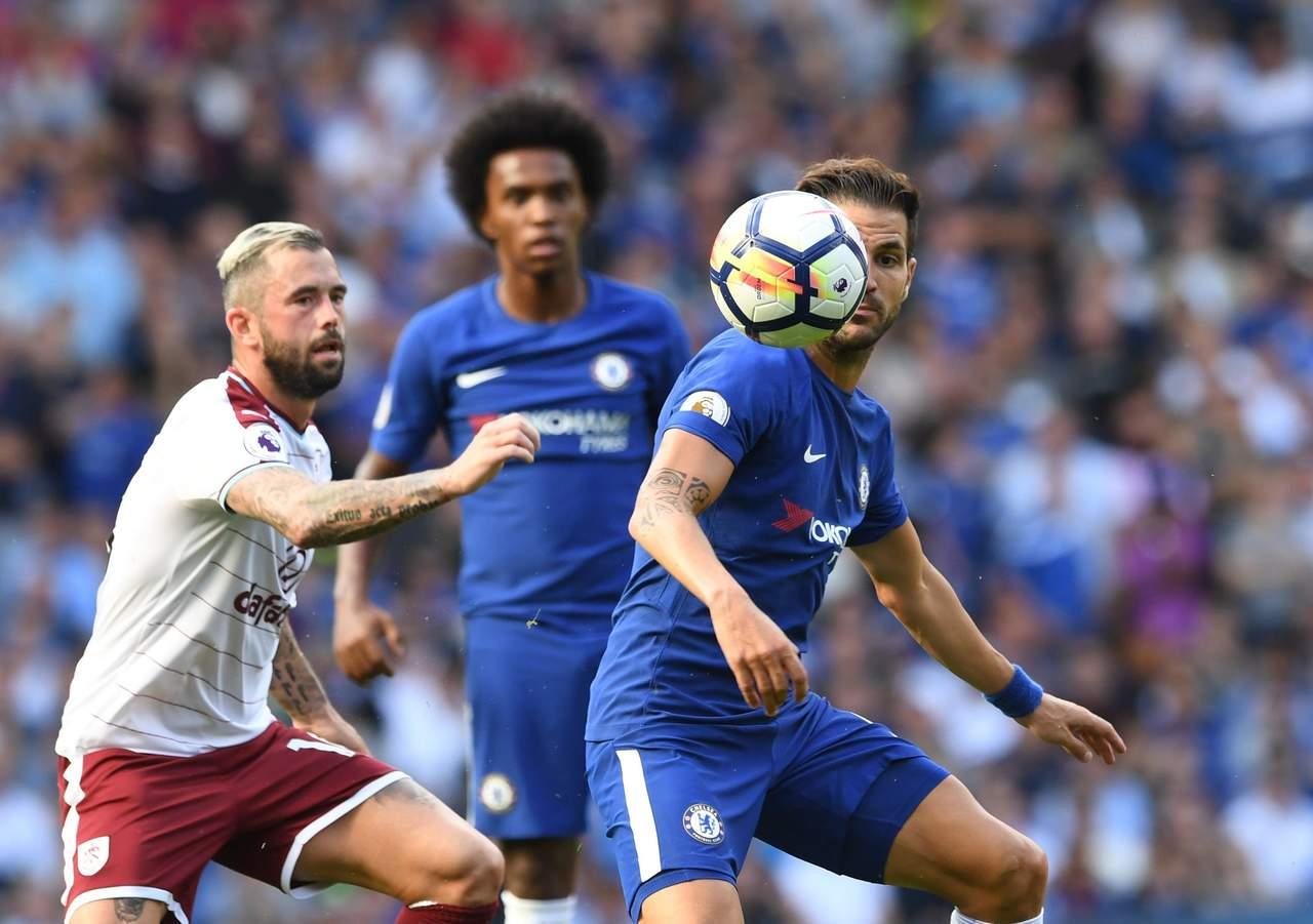 Burnley sorprende al Chelsea y lo vence como visitante