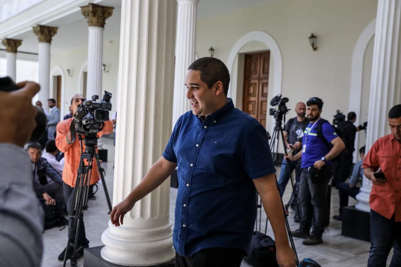 Venezuela tomaría la Casa Blanca si EU nos invade, dice hijo de Maduro