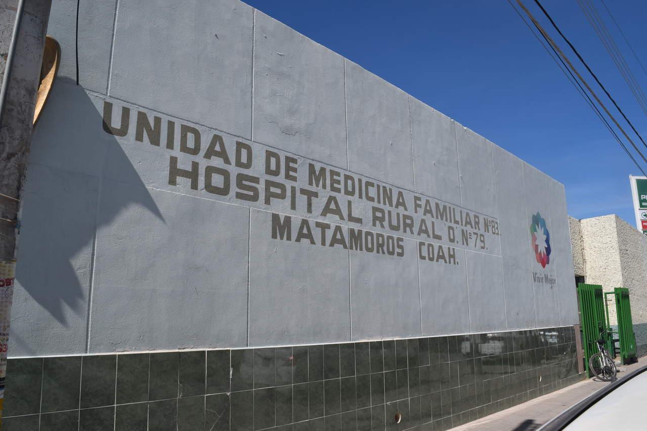 Seguirá en espera construcción de Hospital del IMSS en Matamoros