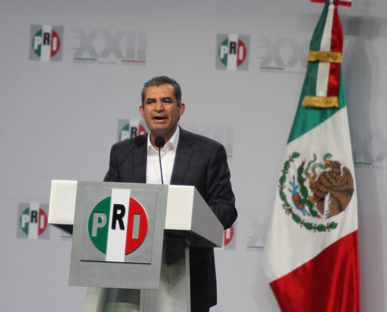 Sólo con partidos con identificación ideológica se harán alianzas: PRI
