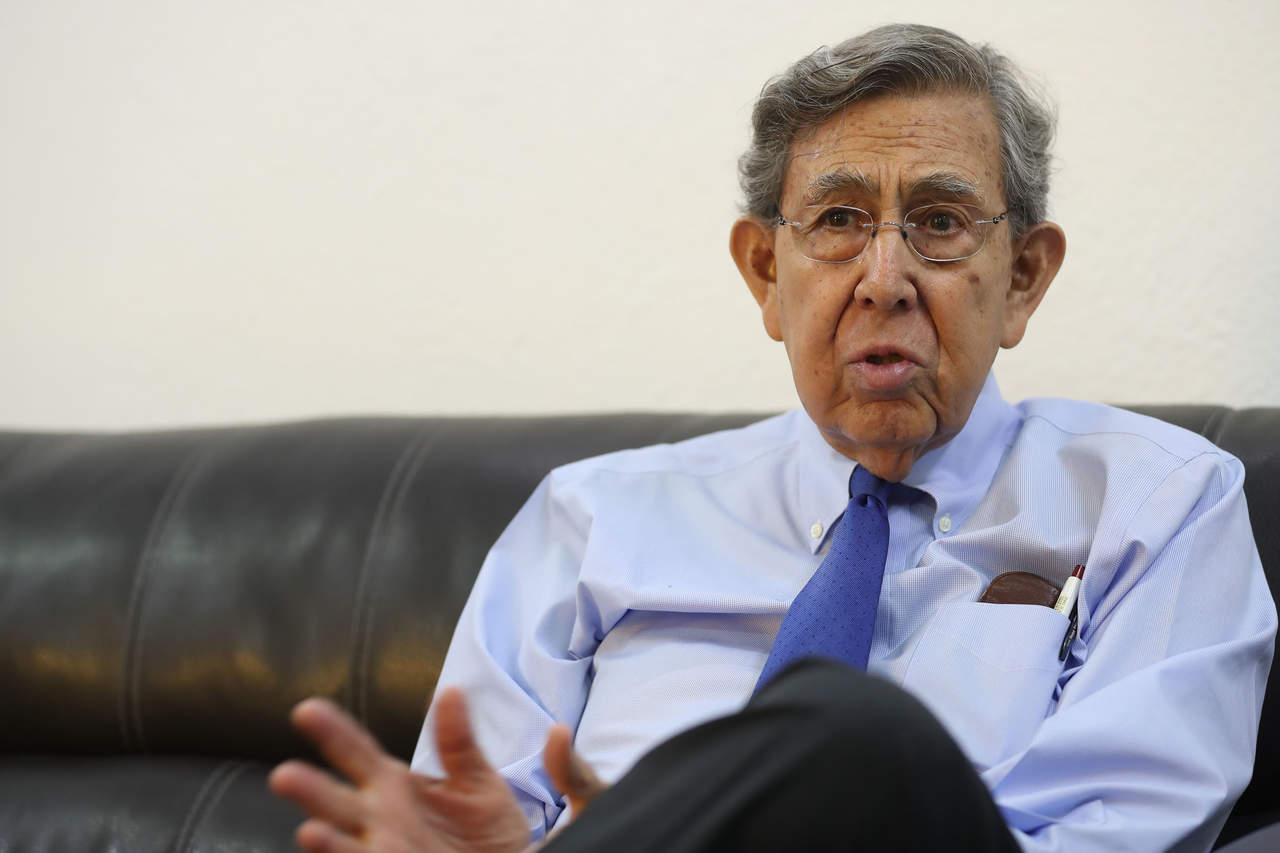 Veo un México de retrocesos: Cuauhtémoc Cárdenas