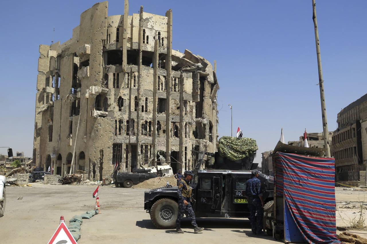 Mueren 19 terroristas desde liberación de Mosul