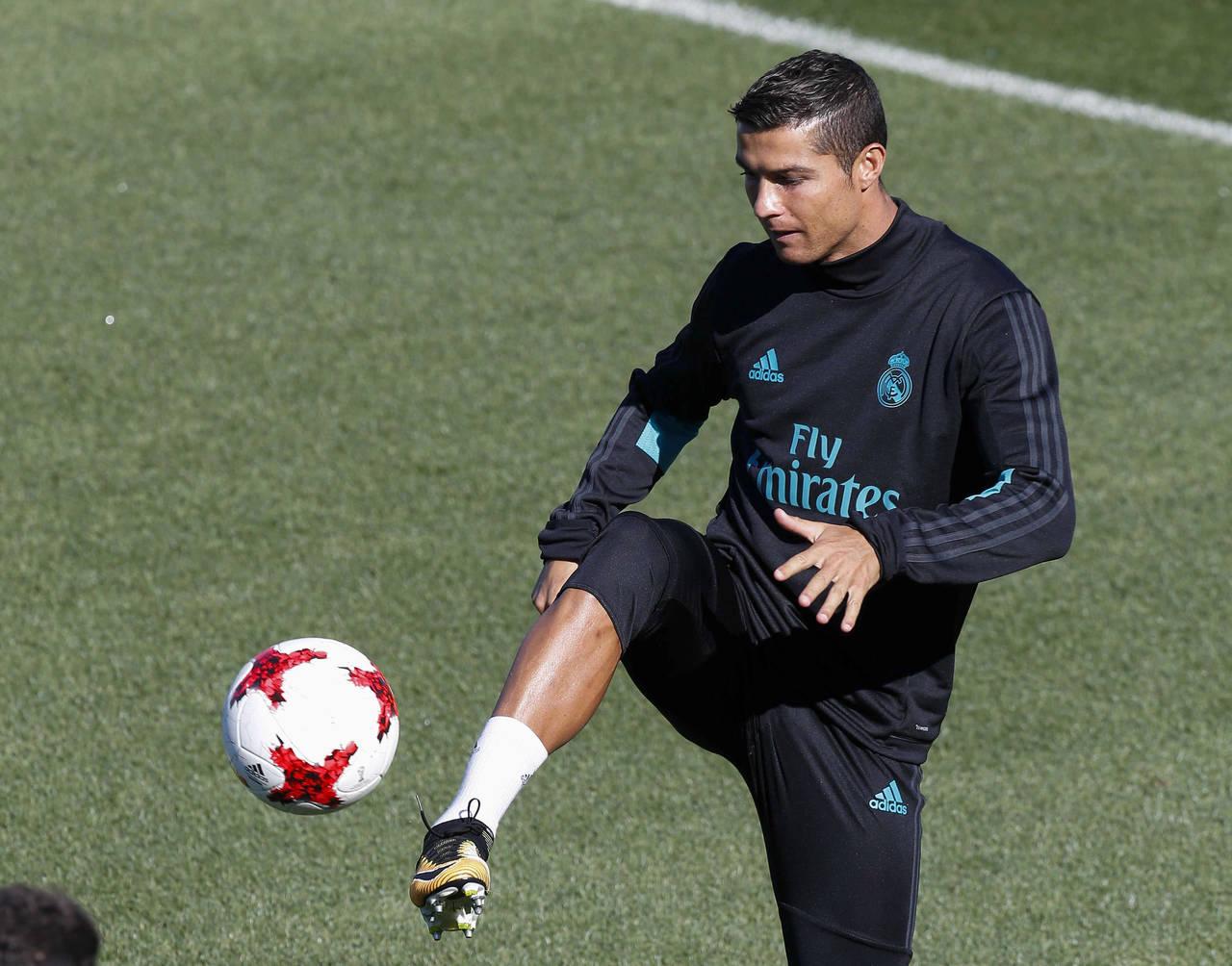 Cristiano y el resto, listos para la Supercopa: Zidane