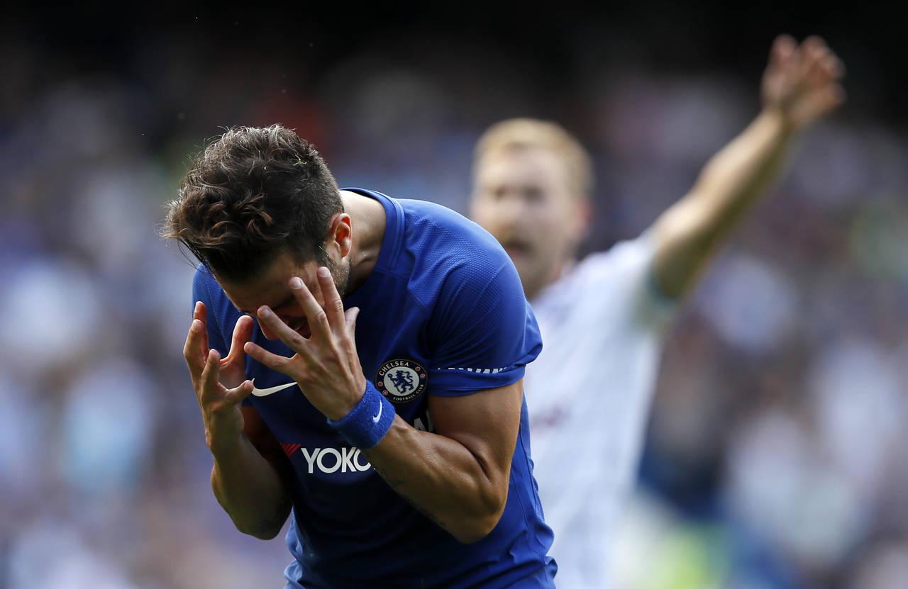 Pierde campeón Chelsea en Inglaterra