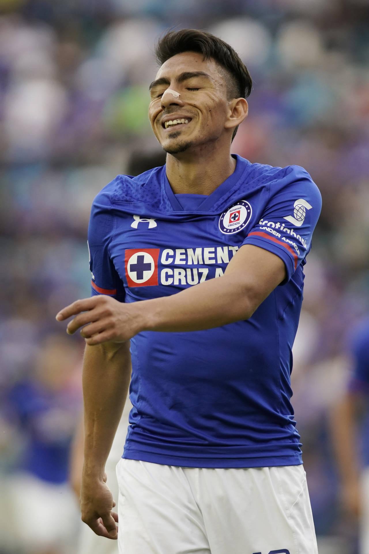 Cruz Azul no gana en casa y técnico enfurece