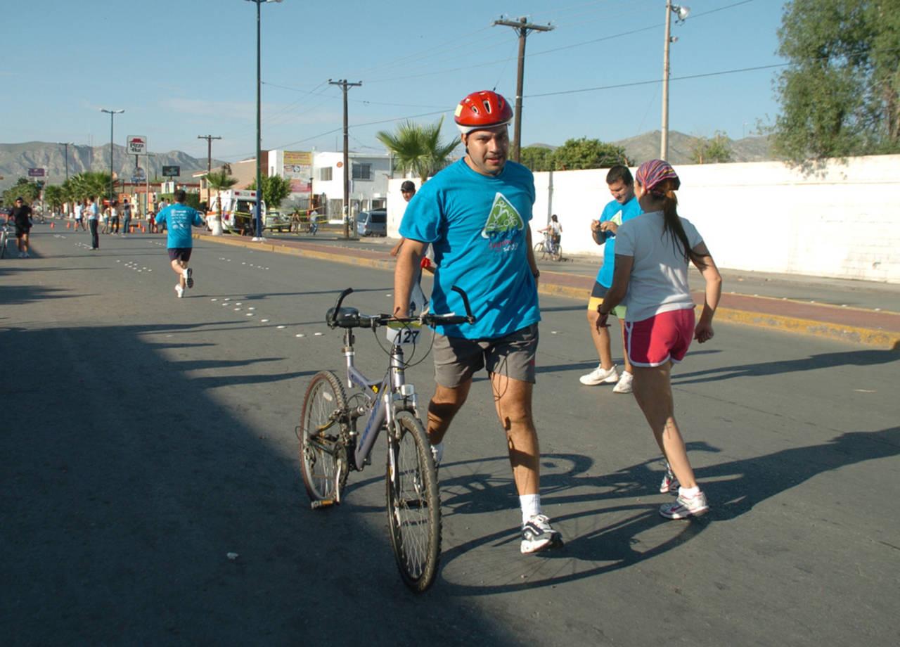 Van por la Copa Triatlón de Torreón