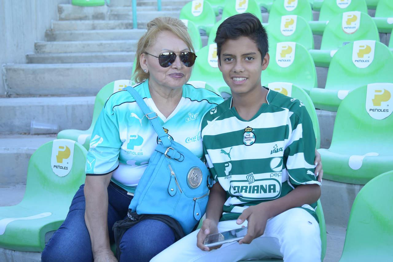 ¡Hoy juega Santos!