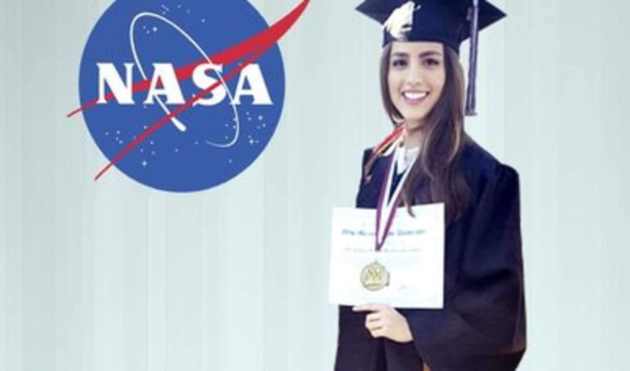 Joven chihuahuense realizará estancia en la NASA