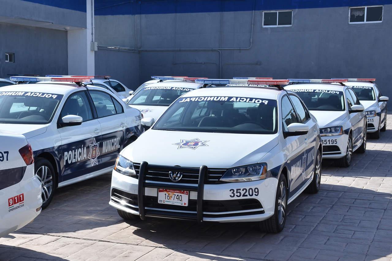 Olvidadas, 50 patrullas en talleres de Torreón