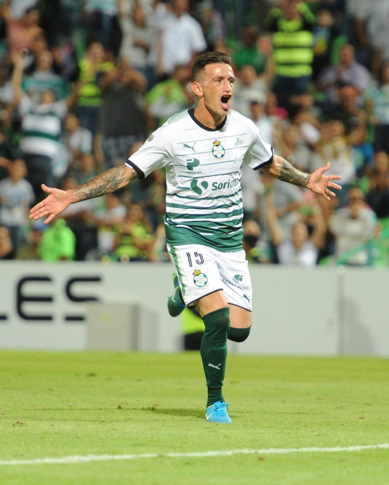 Santos se encamina en la Copa