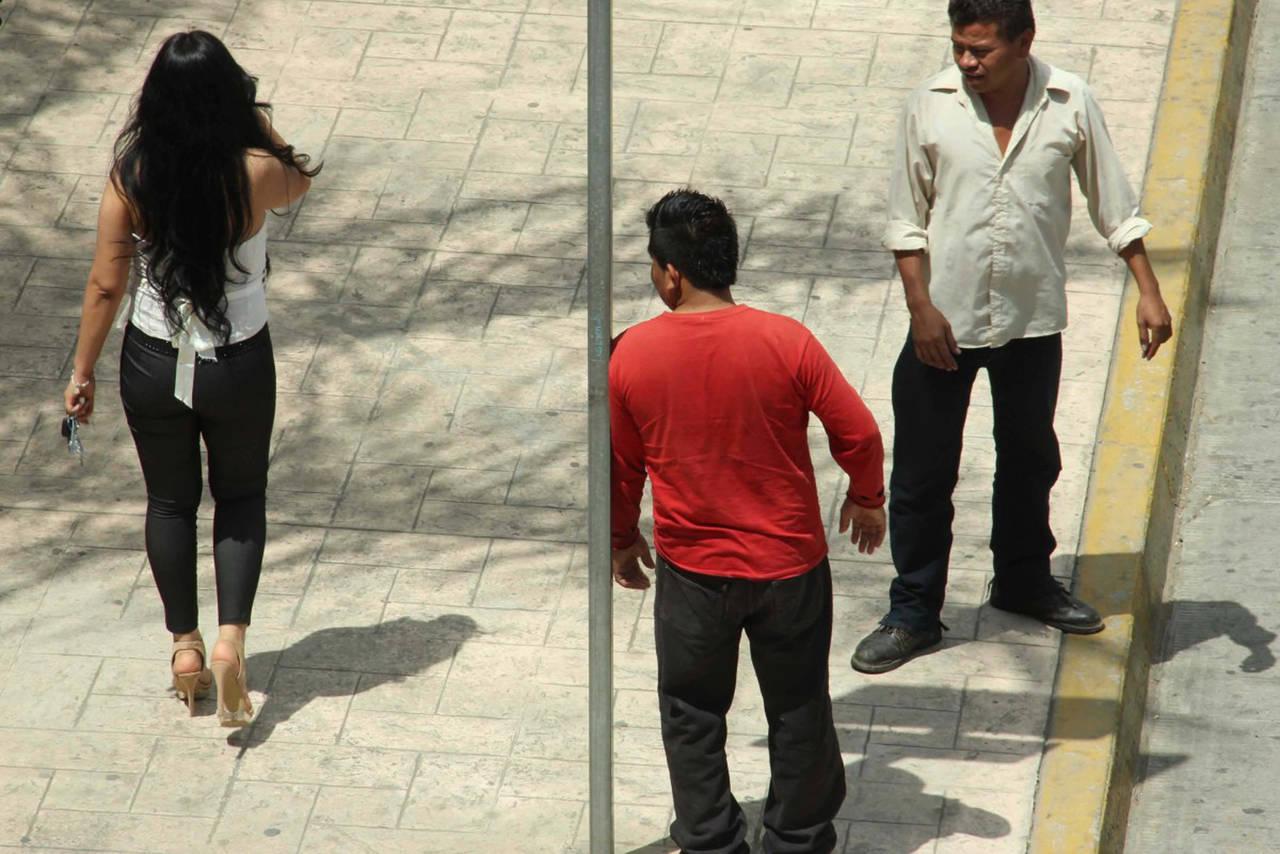 Buscan sancionar el acoso callejero
