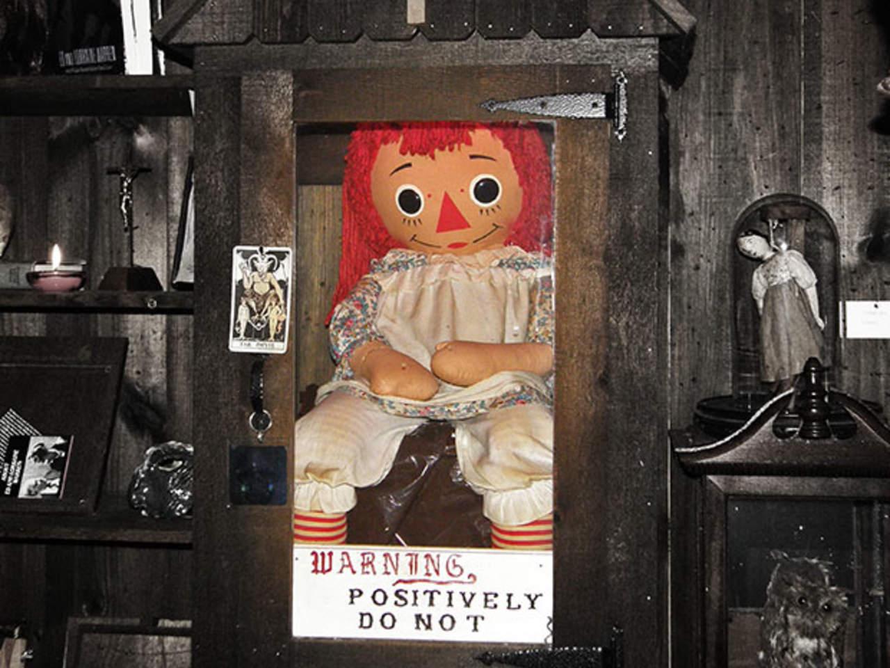 Annabelle, la espeluznante historia que inspira la película