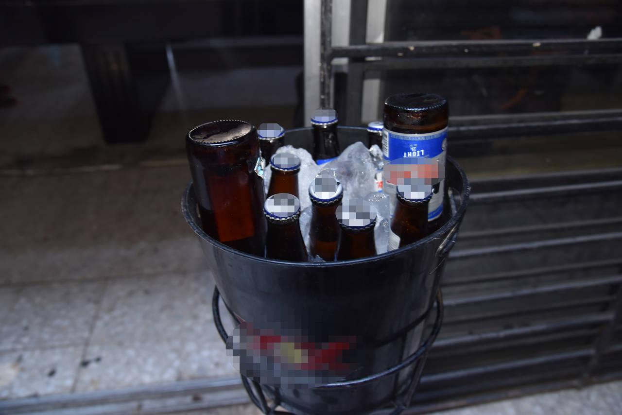 Simulan para vender alcohol los domingos