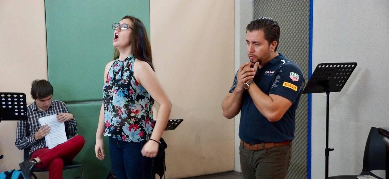 Laguneros a escena en obra de Donizetti