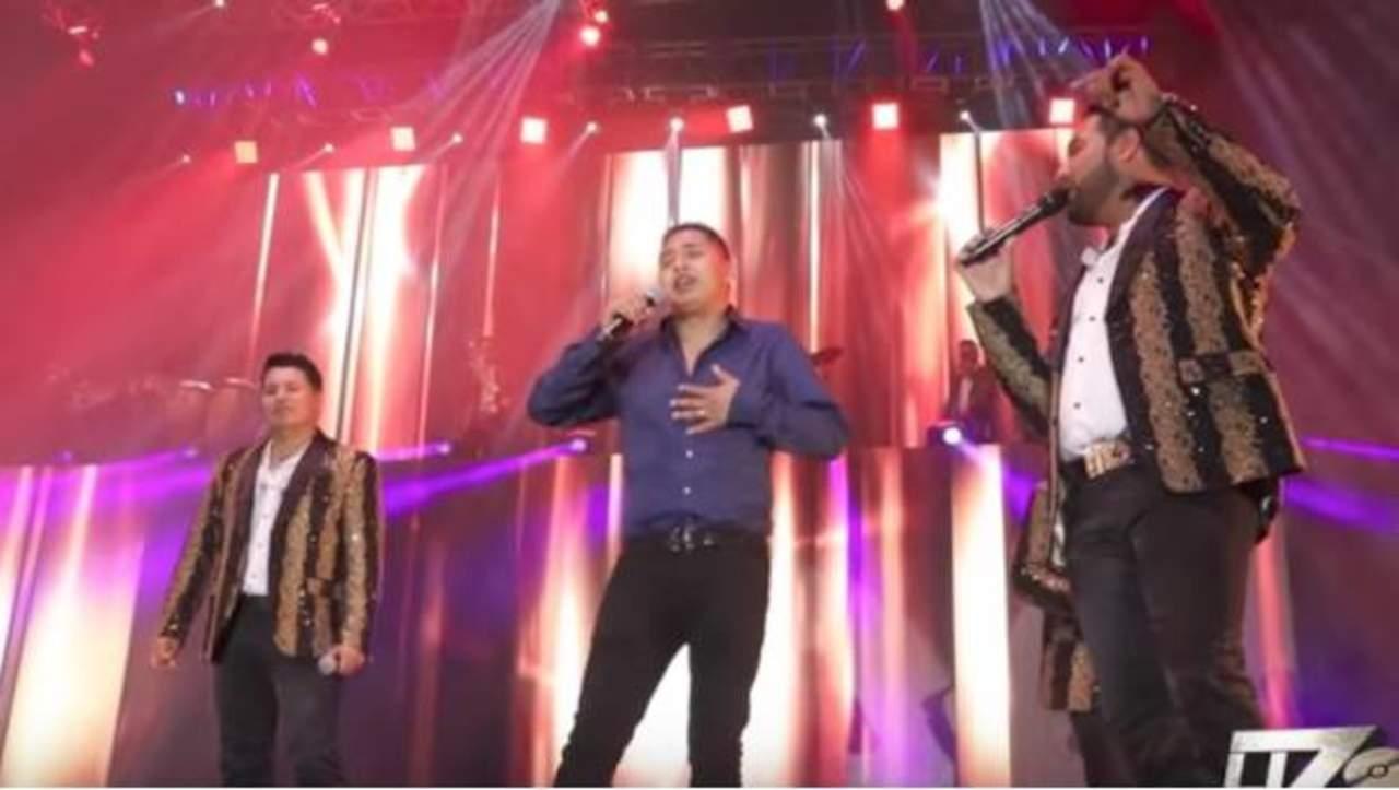 Chofer despechado canta con la Banda MS