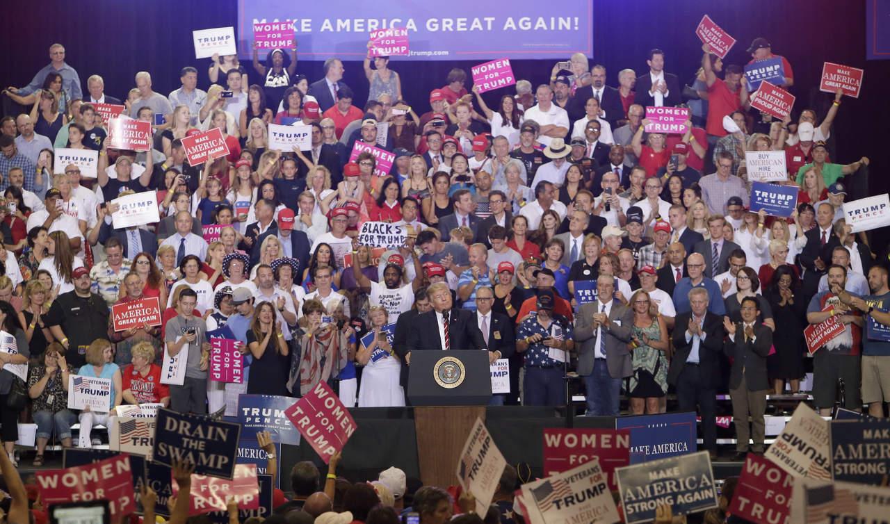 Desahucia Trump al TLCAN