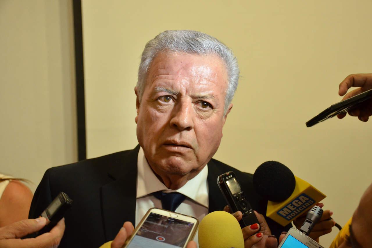 Buscará Zermeño reelección; pediría licencia tres meses antes de votaciones