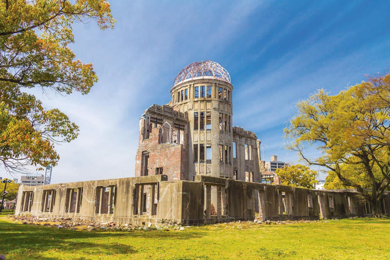 Hiroshima, la atractiva tragedia