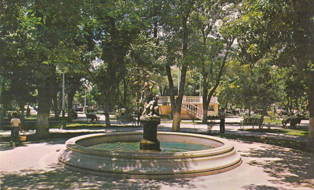 La ceremonia del Grito de Independencia en Torreón en 1910