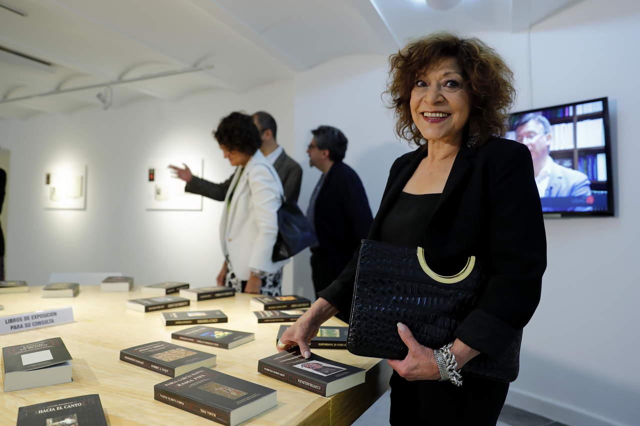 1941: Llega al mundo Cristina Pacheco, destacada periodista mexicana