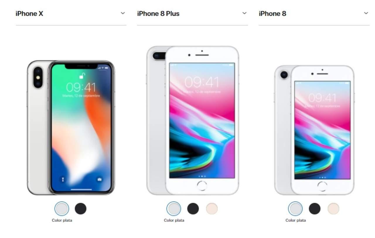 ¿Cuánto costarán los nuevos iPhone en México?